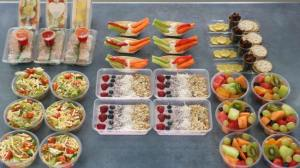 healthy fresh food for kids at school canteens