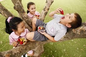 Brooke making kids eat healthy